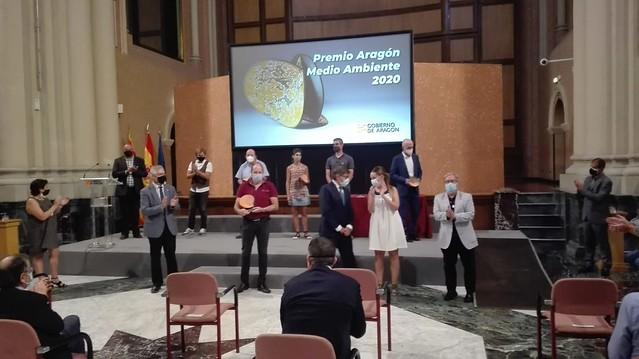 Entrega Premios Medio Ambiente 2020