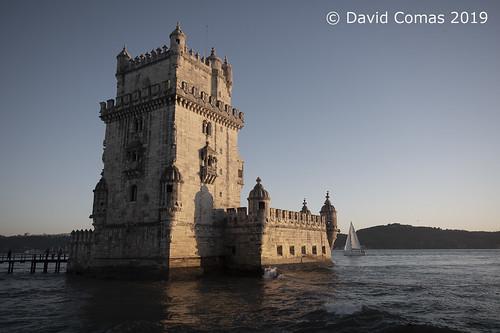 Lisboa - Bele�m - Torre de Bele�m