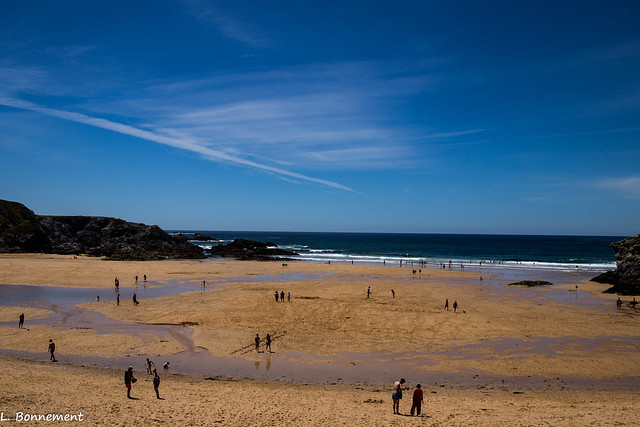 Photo:Plage de Donnant By cachalo60
