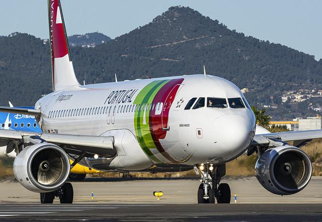 Tap Portugal A320 25L