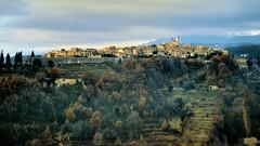 Hill town - Saint-Paul-de-Vence, Provence-Alpes-Côte d'Azur, France.