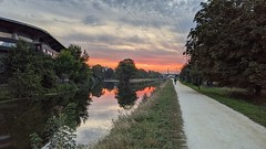 Light in the morning #rennes - Photo of Noyal-Châtillon-sur-Seiche