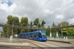 Alstom Citadis 401 n°2021  -  Montpellier, TaM