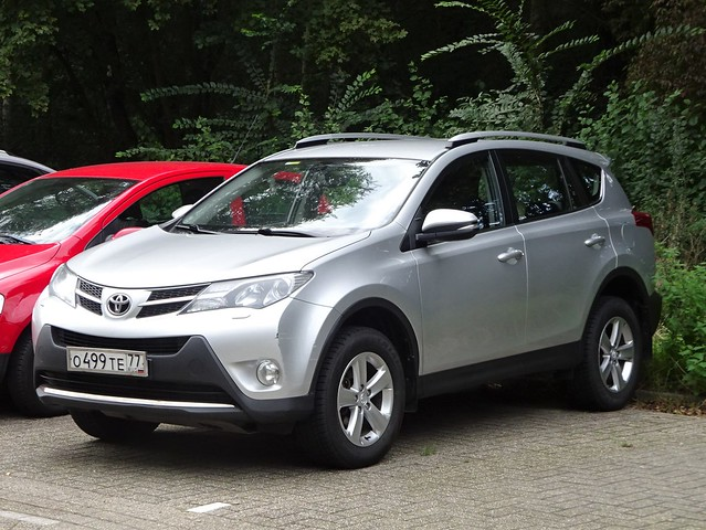 Photo:Toyota RAV4 from Russia By harry_nl