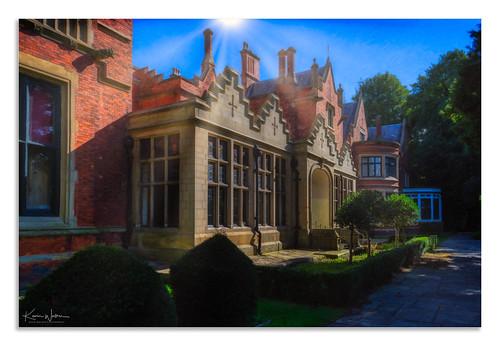 Abney Hall - Agatha Christie
