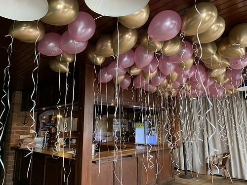 Heliumballonnen Tennisstadion Rotterdam