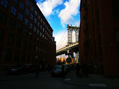 Manhattan bridge • Ponte de Manhattan • Puente de Manhattan