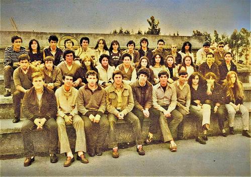 Colegio San Fernando 1982