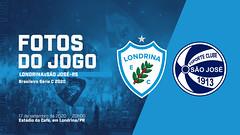 17-09-2020: Londrina x São José-RS