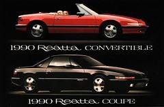 1990 Buick Reattas