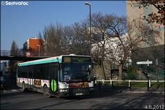 Irisbus Agora Line – RATP (Régie Autonome des Transports Parisiens) / STIF (Syndicat des Transports d'Île-de-France) n°8318