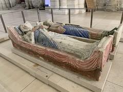 Aliénor d'Aquitaine, Abbaye de Fontevraud