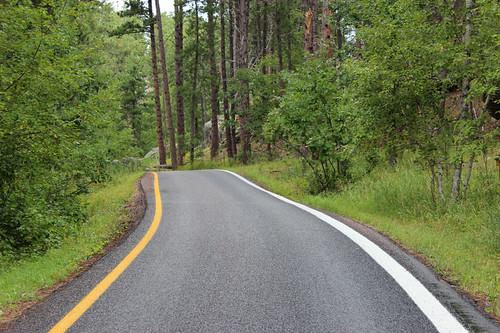 Iron Mountain Road - South Dakota