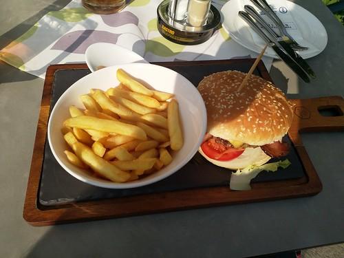 Mittagessen in Hartberg