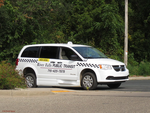 River Falls Public Transit 307