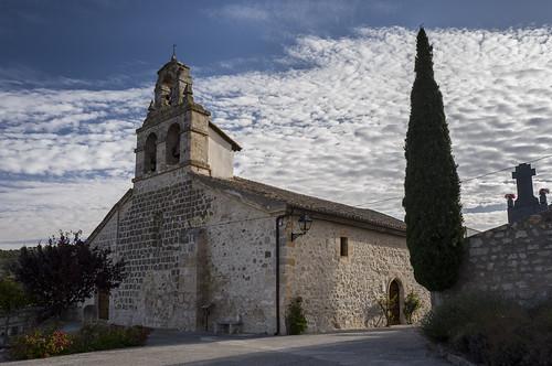 Ledanca, Iglesia Parroquial.