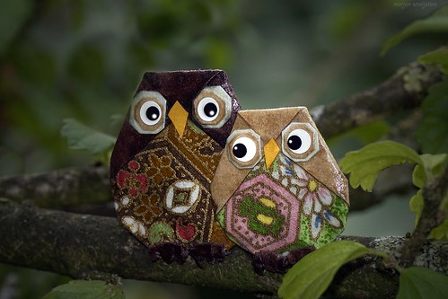 Origami Owl (Yoshiko Kawai)