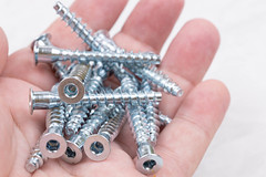 Screws for Wood with Hex thread