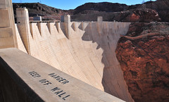 Sure thing! The Hoover Dam.