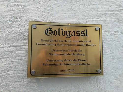 Goldgassl Hartberg