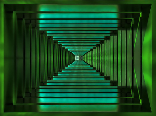 green time tunnel