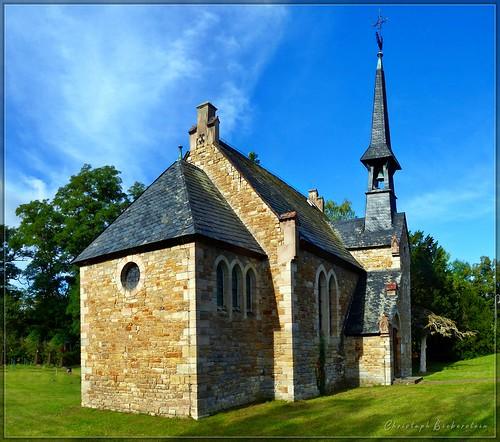 Dorfkirche St. Petri in Rollsdorf