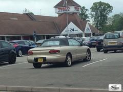 US-Spec Chrysler Sebring Convertible - Wellingborough