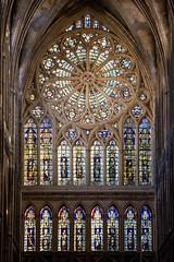 Metz Cathedral, Metz, Lorraine, France