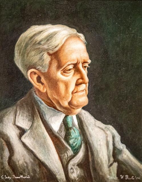 Photo:Portrait of Judge Brown Harris By Thomas Hawk