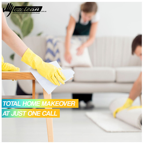 Ozclean House Cleaning Services