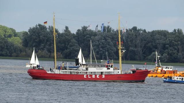 Photo:Ehemaliges Feuerschiff Elbe 3 (Beacon ship