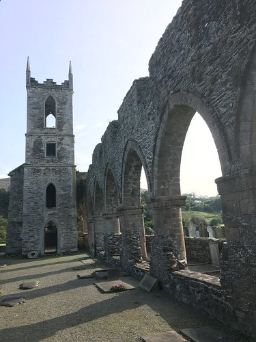 Baltinglass Abbey is a former Cistercian abbey founded in 1148 and located in Baltinglass, Ireland. It is today a National Monument.