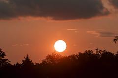 Silver Spring Sunset  (1) 11 Sept 2020