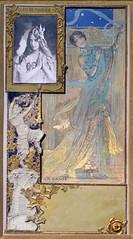 Publicité pour LU avec Cléo de Mérode (musée d'histoire de Nantes)