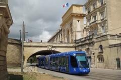 Alstom Citadis 401 n°2017  -  Montpellier, TaM