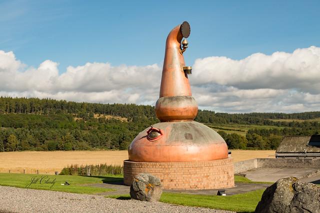 Armchair Traveling - Glenfarclas Distillery, Scotland