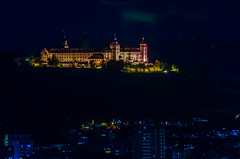one night above Würzburg