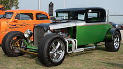 1931 Ford 5 Door Coupe