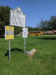 Washington's land (South Jefferson Elementary School)