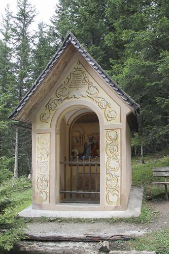 Kloster Maria Waldrast am 17.08.2020