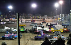 Stock car racing Sep 2020