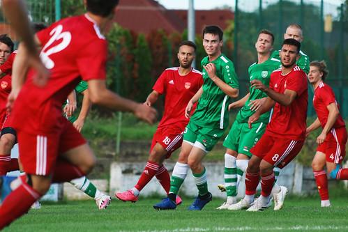 A-tím: PŠC Pezinok - FK Rača (09/2020)