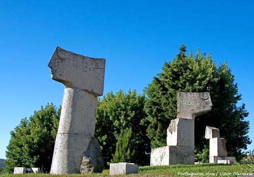 Monumento ao Magriço - Penedono - Portugal 🇵🇹