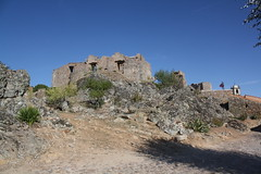 Paço de Cristóvão de Moura e Castelo de Castelo Rodrigo, Figueira de Castelo Rodrigo (Ruínas)
