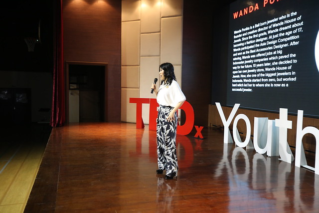 Photo:Wanda Ponika By TEDxYouth@SPH 2020