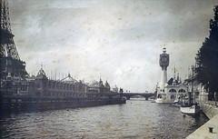 Le pavillon LU de l'Exposition Universelle de 1900 à Paris (Musée d'histoire de Nantes)