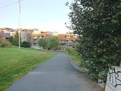 Sentrum - Hovskogen