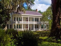 Rosedown Plantation State Historic Site, St. Francisville Louisiana