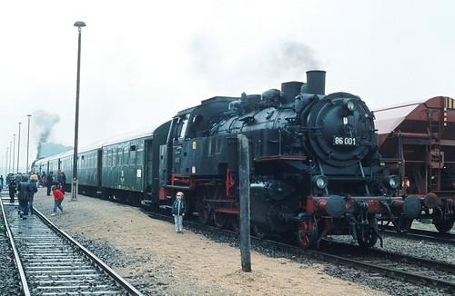 DR 86 001 (MBK 1928) Bw Aue