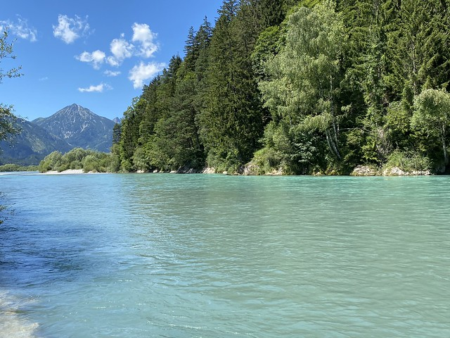 Photo:The Lech River - And its special color. By ANBerlin [Ondré]